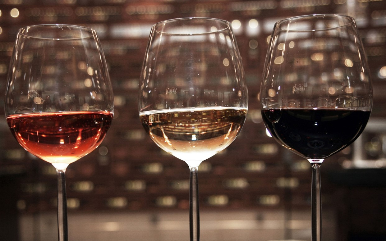 Wijn voor het goede doel!